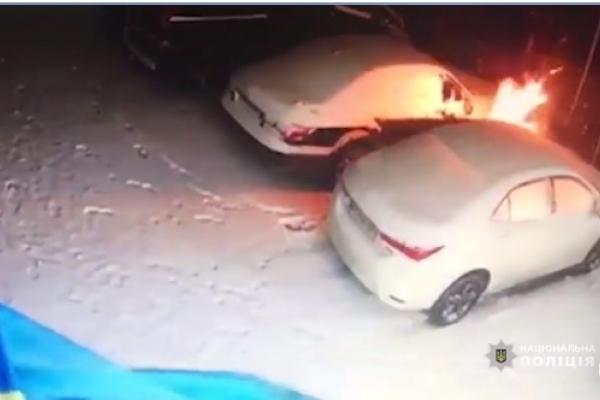 На Львівщині затримали серійних підпалювачів