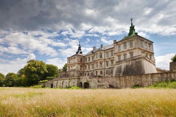 3 величні замки, що на Львівщині, передали у державну власність