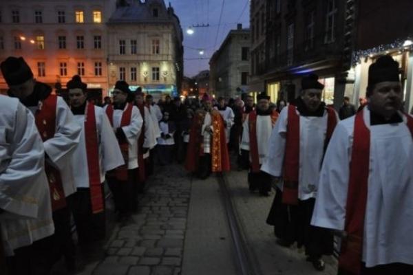 У Львові вже втретє відбудеться «Екстремальна Хресна дорога»