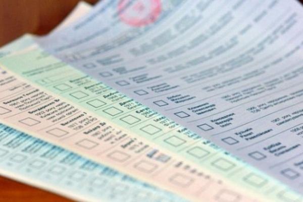 На Львівщині голова дільничної виборчої комісії зіпсувала 180 бюлетенів