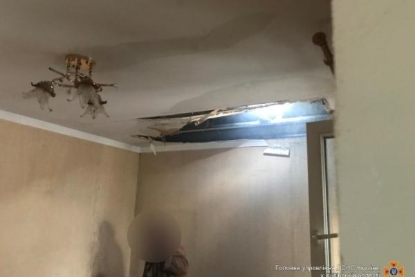 В Жовківському районі на пожежі постраждала дитина (Фото)