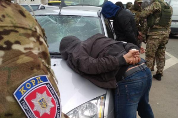 У Львові схопили ще двох кавказців-«квартирників»