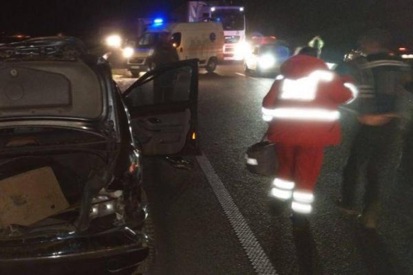 На Львівщині внаслідок лобового зіткнення автомобілів загинув житель Івано-Франківщини