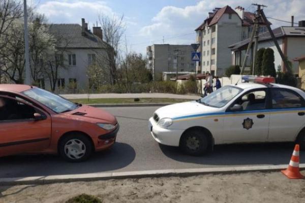 Водій застосував під час конфлікту на Львівщині пістолет