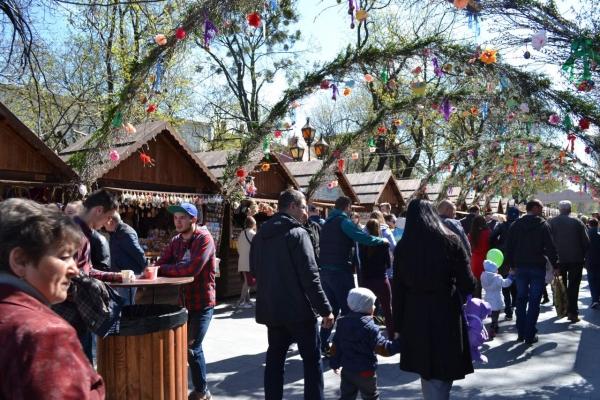 Стало відомо, коли у Львові запрацює Великодній ярмарок