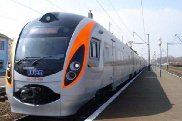 З Києва до Львова та зворотно курсуватиме додатковий швидкісний поїзд