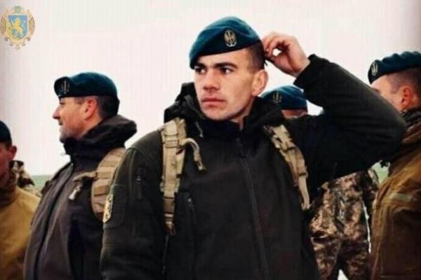 24-річний військовий з Львівщини помер у лікарні міста Дніпра