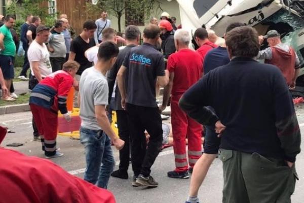 На Львівщині загинув громадянин Хорватії