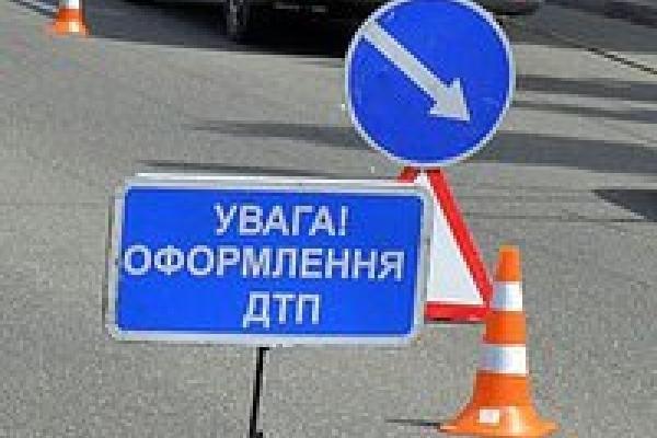 У Львові зіткнулися дві маршрутки, п'ятьох пасажирів госпіталізовано