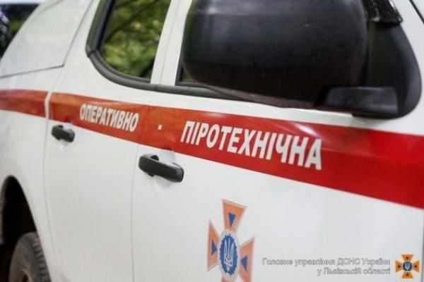 На Львівщині знайшли 76-міліметровий артснаряд неподалік газорозподільчої станції