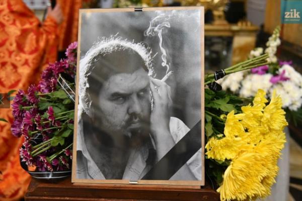 Львів'яни попрощалися з одним із провідників Революції на граніті (Відео)