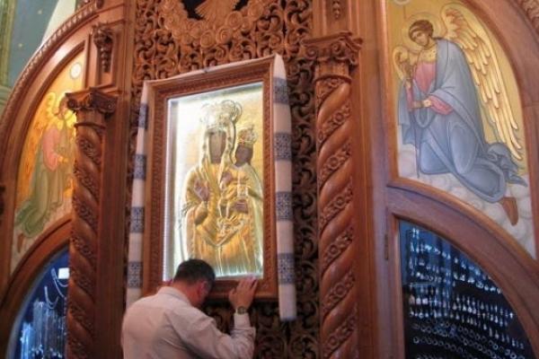 У львівському храмі перебуватиме чудотворна ікона