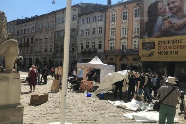 У Львові розпочалася безтермінова акція протесту