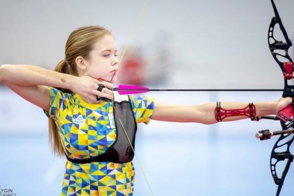 16-річна Жанна Наумова стала найкращою спортсменкою Львівщини за підсумками травня (Фото)