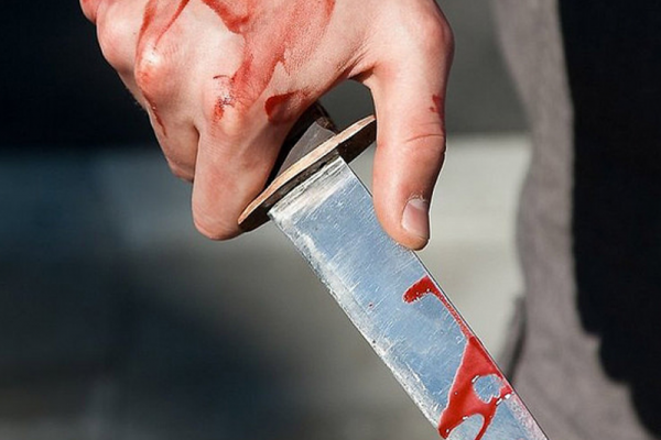 Зловмисник, який зарізав власну матір, потрапив на лаву підсудних