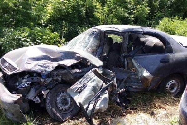 ДТП на Львівщині: внаслідок зіткнення загинув водій