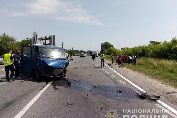 У Городку сталася смертельна ДТП (Фото)