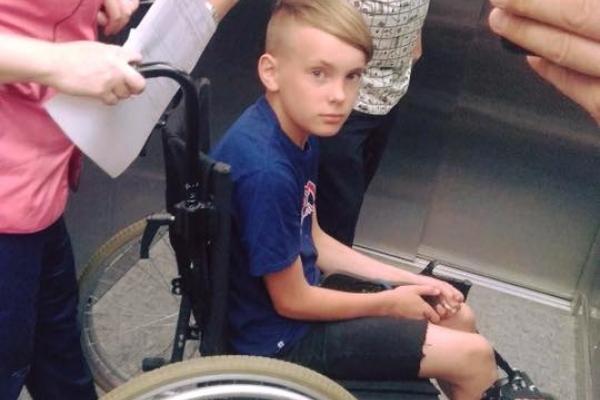 У Львові дитина важко травмувалася у фонтані (Фото)