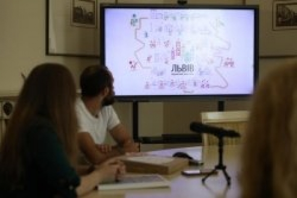 Для Львова за 49 тисяч створили промоційний мультик (Відео)