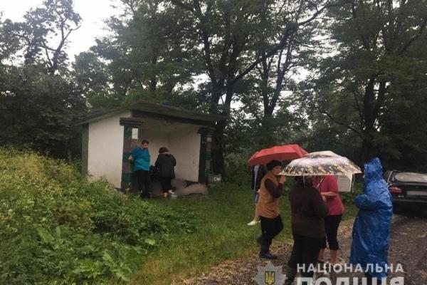 Трьох мешканців Львівщини, які приїхали в гості до родичів, вбила блискавка