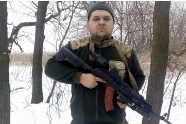 Боєць зі Львівщини отримав звання Героя України