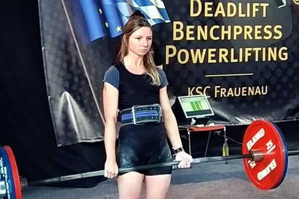 Спортсменка зі Львівщини встановила світовий рекорд