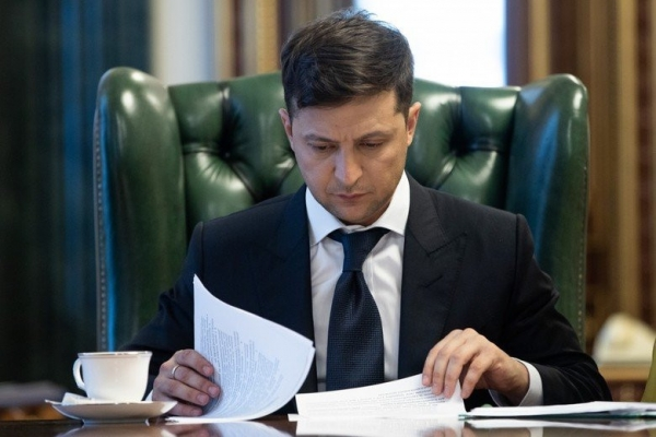 Зеленський звільнив з посад ще п'ятьох голів РДА на Львівщині