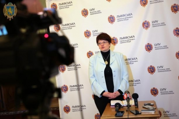 Понад 9 тис. виборців обрали Львівщину місцем голосування