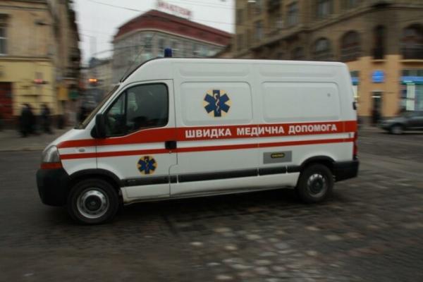 На Львівщині у ДТП загинула літня жінка
