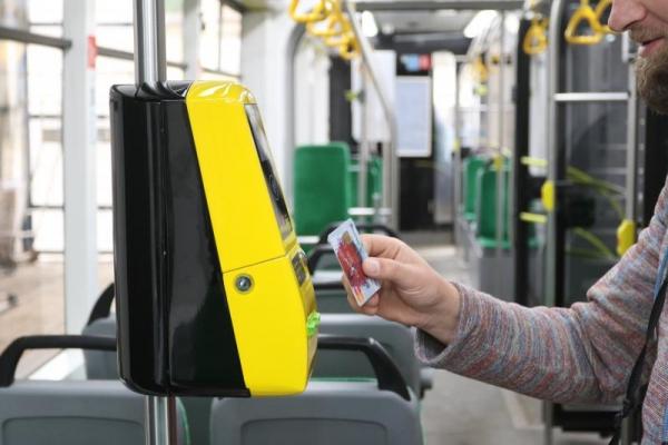 Е-квиток у Львові з'явиться не раніше 2020 року