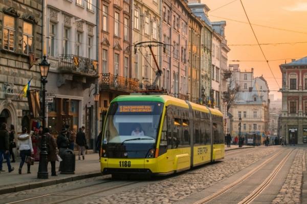 У Львові з'явилася тимчасова схема електротранспорту на 2019 рік