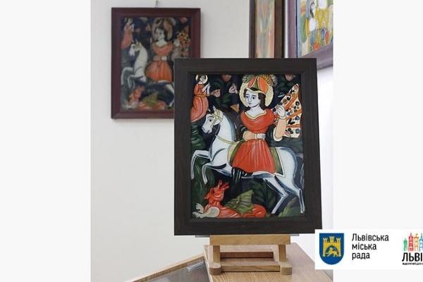 У Львові створять унікальну ікону на склі