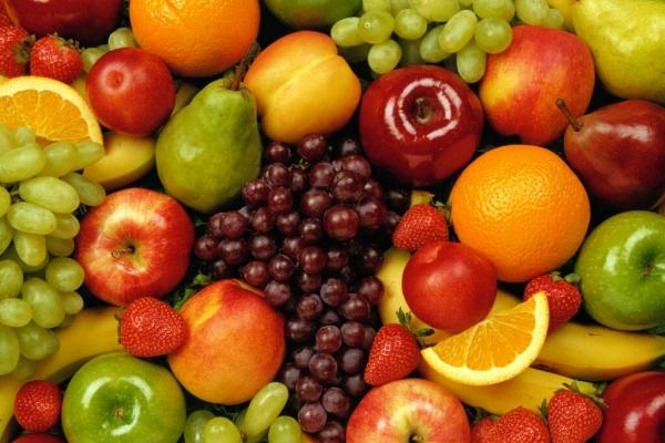 ТОП-5 фруктів за обсягами продажів на ринку