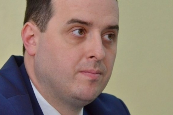 Звільнили начальника Львівської митниці Левка Прокіпчука