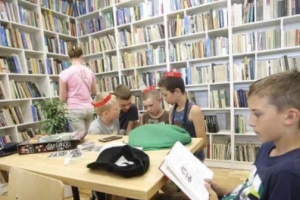 В Україні відкрили унікальну бібліотеку