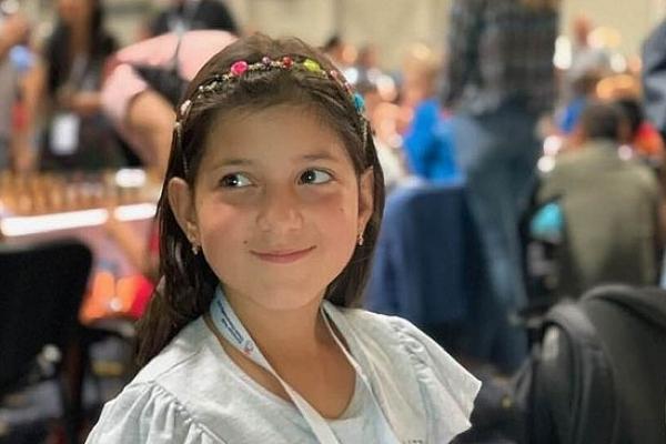 Школярка зі Львова стала віце-чемпіонкою Європи з шахів (Фото)