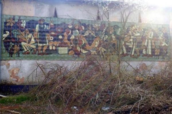 У Львові може зникнути ще одна мозаїка