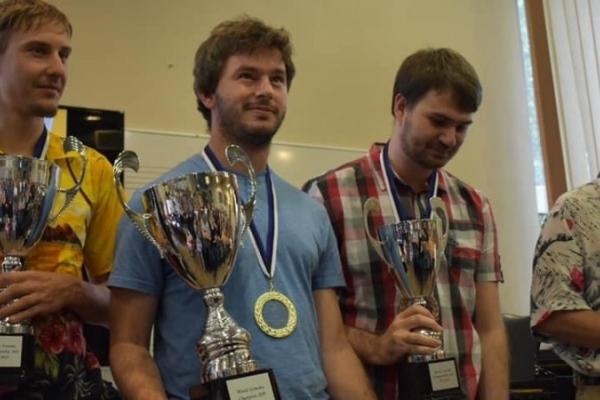 Українець посів друге місце на чемпіонаті світу з японських шашок