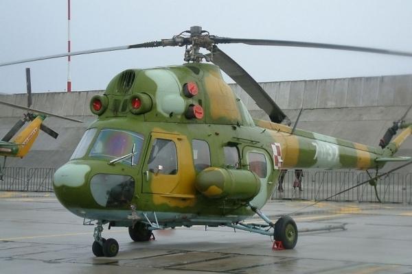 На Львівщині розбився військовий вертоліт: стали відомі деталі