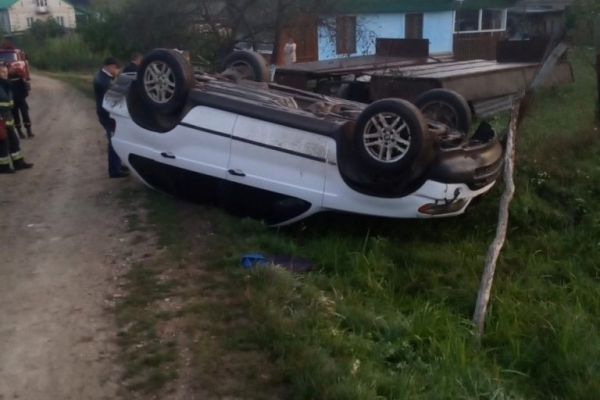 На Старосамбірщині водій втік з місця смертельної ДТП