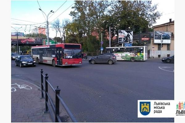 Стало відомо, які перехрестя у Львові найбрудніші