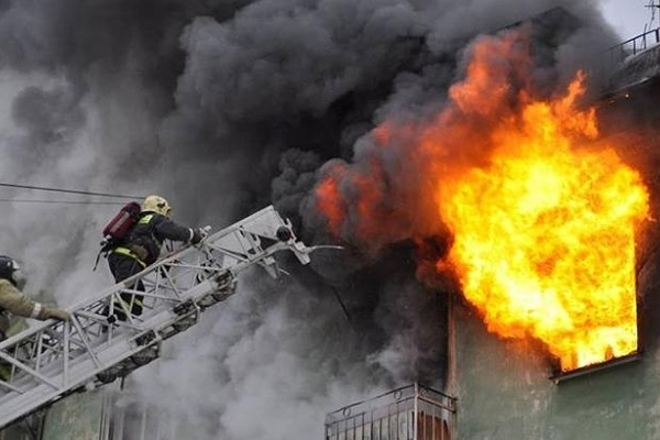 На Львівщині згоріли живцем двоє чоловіків