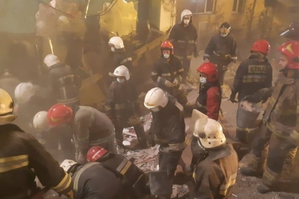 Стало відомо про нових жертв обвалу в Дрогобичі (Відео)
