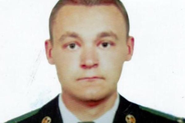 На Львівщині помер воїн АТО Владислав Божко