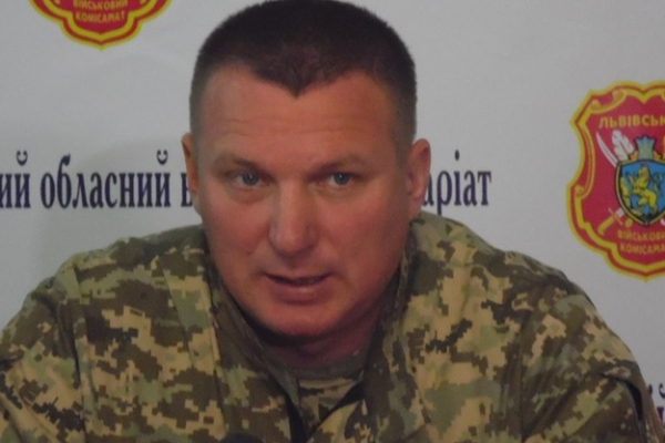 Головний військовий комісар Львівщини розповів про особливості осіннього призову