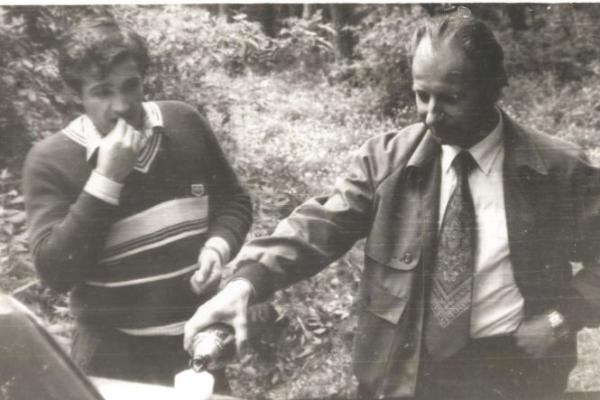 Не стало першого поета «Смерічки». Його пісні співали Івасюк, Яремчук, Зінкевич, Ротару… (Фото)