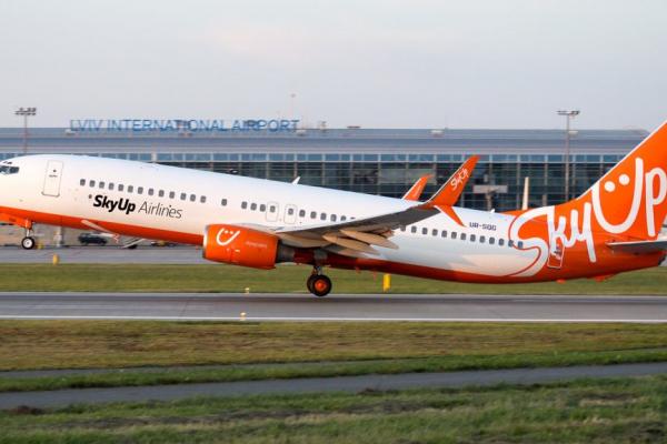 SkyUp відкрив рейс зі Львова до ОАЕ