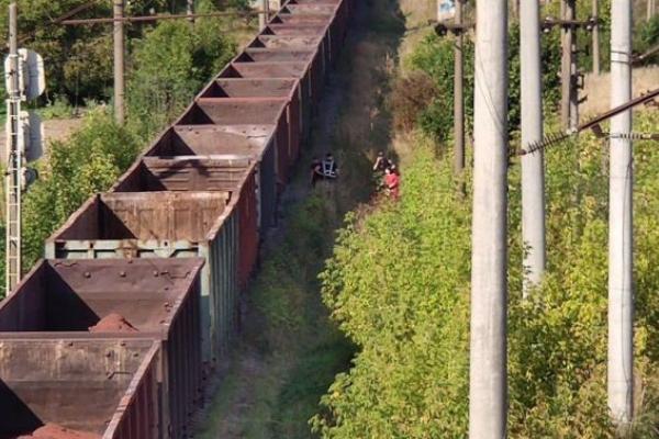 У Львові потяг збив жінку