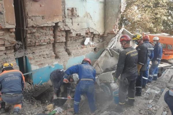 Будинок в Дрогобичі, де сталась трагедія, може обвалитись повністю