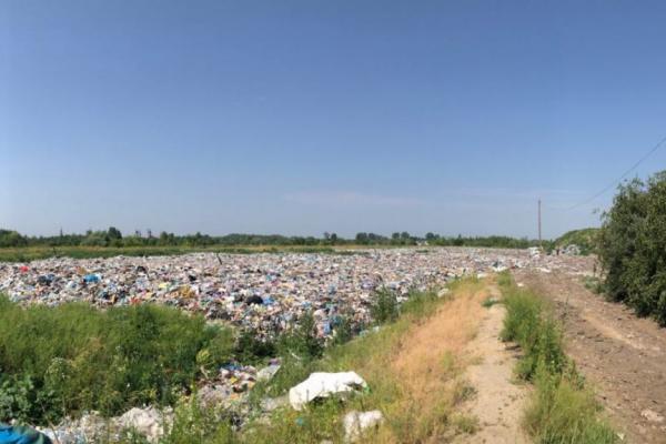 Червоноград відмовився приймати львівське сміття
